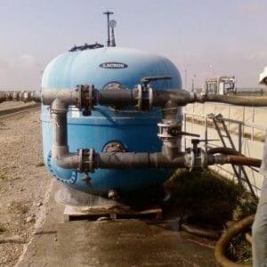 Aqua Traitements Saint Victoret Traitements des eaux filtre à sable