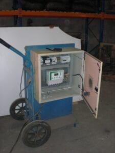 Aqua Traitements Saint Victoret Unités de Traitement Autres matériels Unité de régulation de Ph automatique